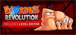 Banner artwork for Worms Revolution.