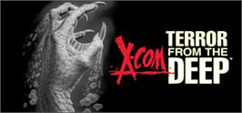 Banner artwork for X-COM: Terror From the Deep.