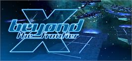 Banner artwork for X: Beyond the Frontier.