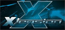 Banner artwork for X: Tension.