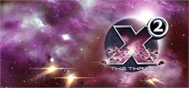 Banner artwork for X2: The Threat.