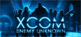 Banner artwork for XCOM: Enemy Unknown.