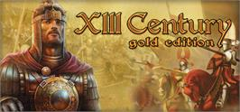 Banner artwork for XIII Century  Gold Edition.