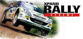 Banner artwork for Xpand Rally Xtreme.