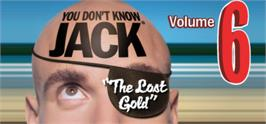 Banner artwork for YOU DON'T KNOW JACK Vol. 6 The Lost Gold.