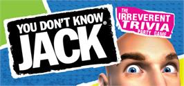 Banner artwork for YOU DONT KNOW JACK®.