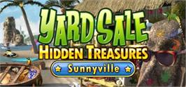 Banner artwork for Yard Sale Hidden Treasures: Sunnyville.