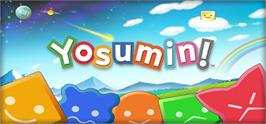 Banner artwork for Yosumin!.