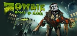 Banner artwork for Zombie Bowl-o-Rama.