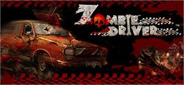 Banner artwork for Zombie Driver.