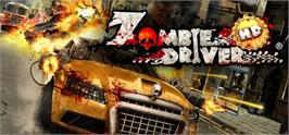 Banner artwork for Zombie Driver HD.