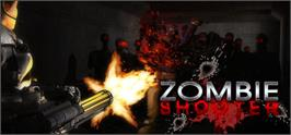 Banner artwork for Zombie Shooter.