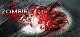 Banner artwork for Zombie Shooter 2.