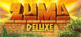 Banner artwork for Zuma Deluxe.