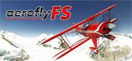 Banner artwork for aerofly FS.