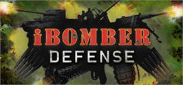 Banner artwork for iBomber Defense.