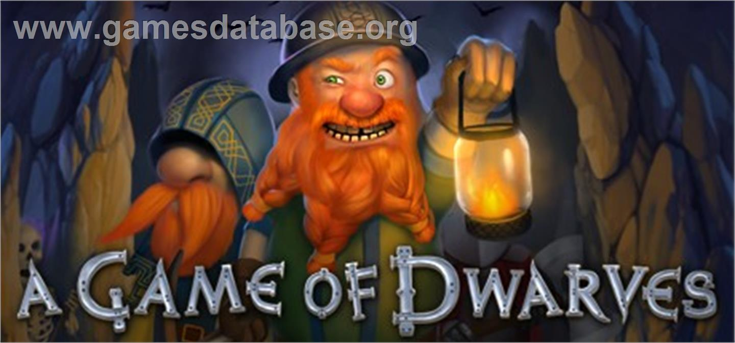 A Game of Dwarves - Valve Steam - Artwork - Banner