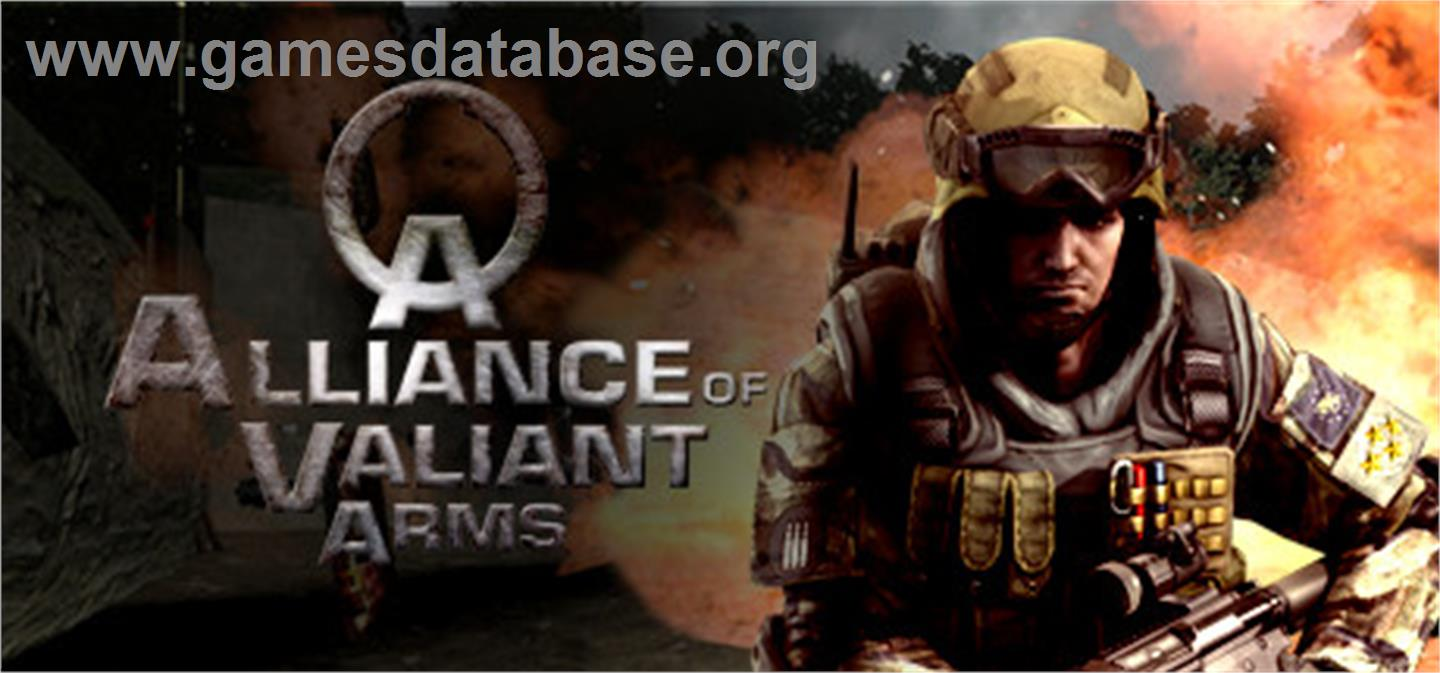 Alliance Of Valiant Arms - Game 2 Play Online