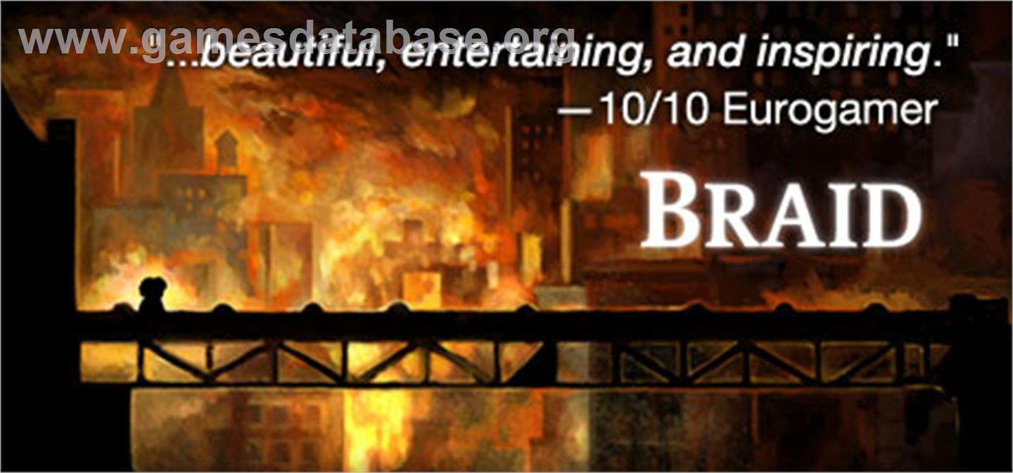 Braid - Valve Steam - Artwork - Banner