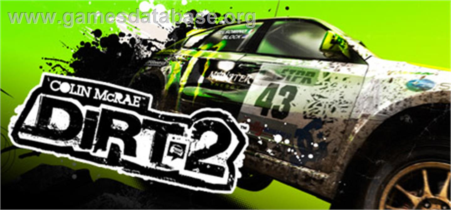 colin mcrae dirt 2 valve steam games database. Black Bedroom Furniture Sets. Home Design Ideas