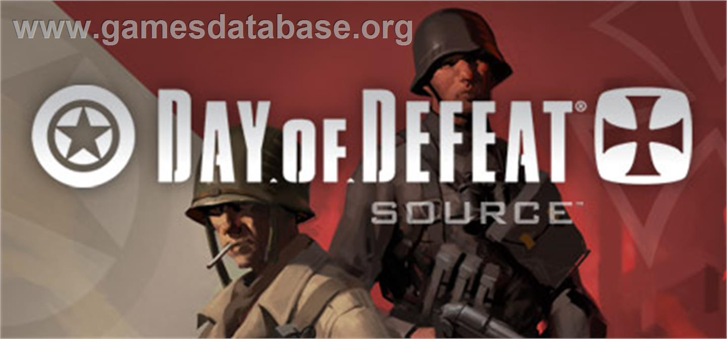 Day of Defeat: Source - Valve Steam - Artwork - Banner