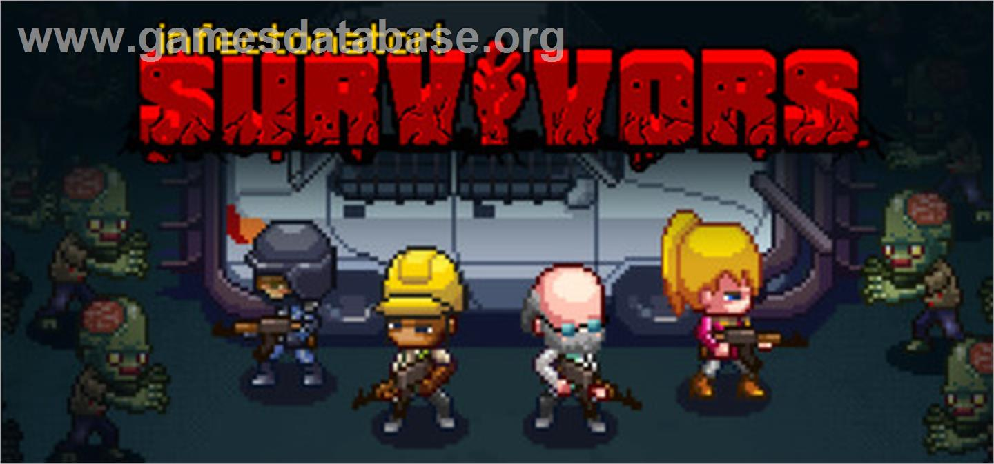Infectonator : Survivors - Valve Steam - Artwork - Banner