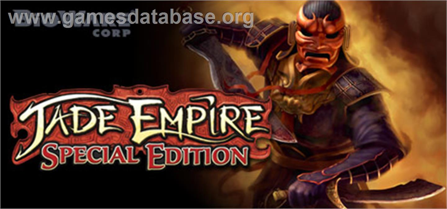 Jade Empire: Special Edition - Valve Steam - Artwork - Banner