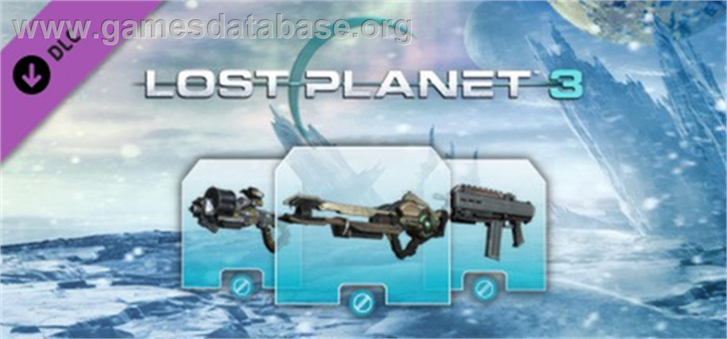 LOST PLANET® 3 - Punisher Pack - Valve Steam - Artwork - Banner