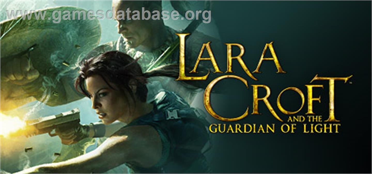 Lara Croft and the Guardian of Light - Valve Steam - Artwork - Banner