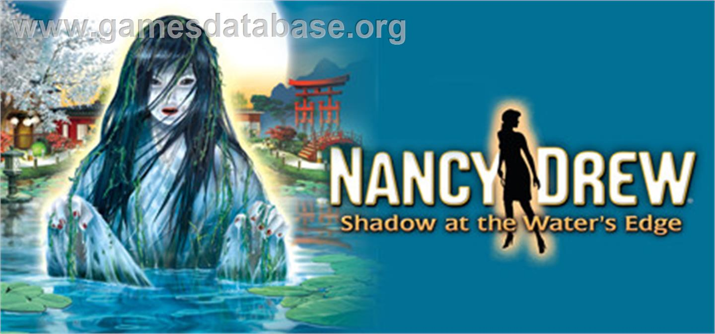 Nancy Drew®:  Shadow at the Water's Edge - Valve Steam - Artwork - Banner