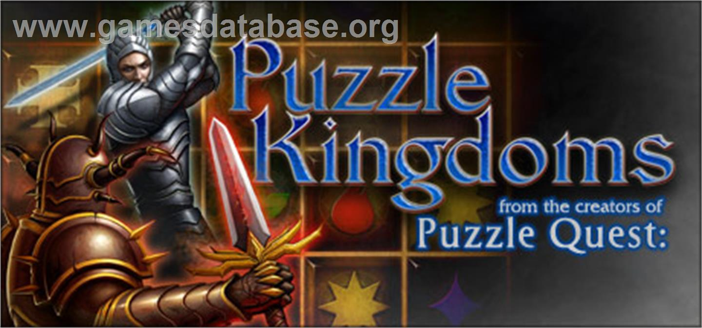Puzzle Kingdoms - Valve Steam - Artwork - Banner