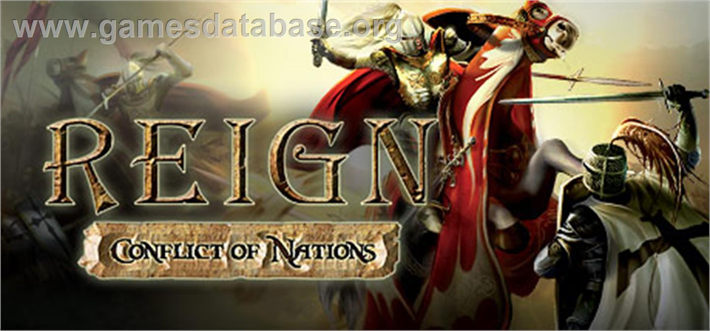 Reign: Conflict of Nations - Valve Steam - Artwork - Banner
