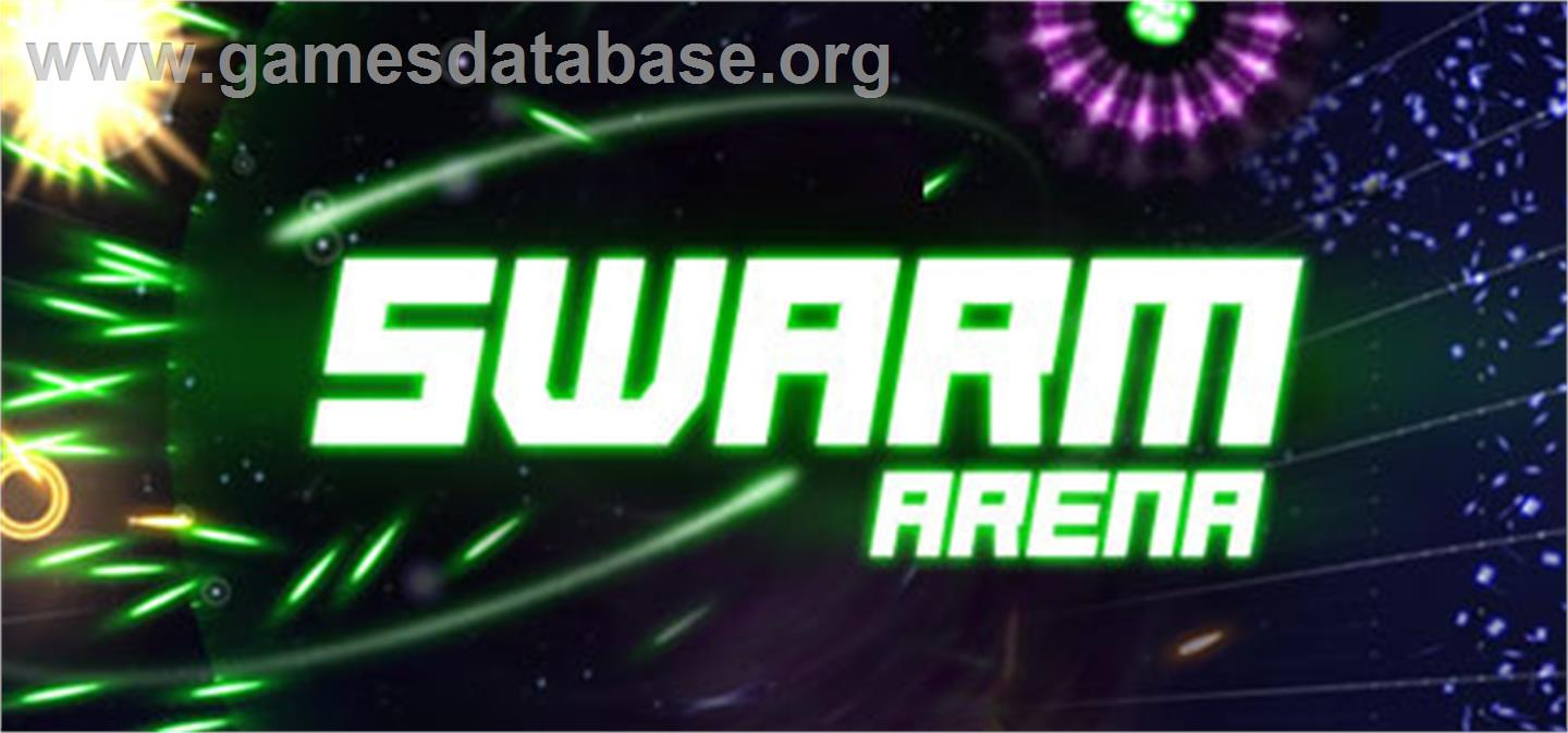 Swarm Arena - Valve Steam - Artwork - Banner