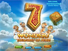 In game image of 7 Wonders: Treasures of Seven on the Valve Steam.