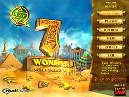 In game image of 7 Wonders of the Ancient World on the Valve Steam.