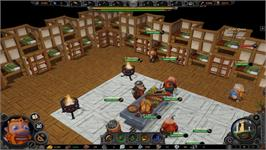 In game image of A Game of Dwarves on the Valve Steam.