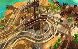 In game image of Adventure Park on the Valve Steam.