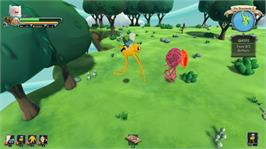 In game image of Adventure Time: Finn and Jake's Epic Quest on the Valve Steam.