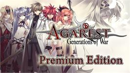 In game image of Agarest:Generations of War Premium Edition Upgrade on the Valve Steam.