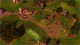 In game image of Age of Mythology: Extended Edition on the Valve Steam.