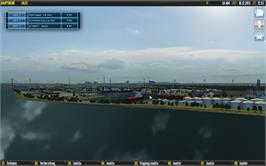 In game image of Airport Simulator 2014 on the Valve Steam.