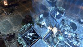 In game image of Alien Breed 2: Assault on the Valve Steam.