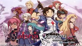 In game image of Alpha Kimori 1 on the Valve Steam.