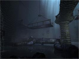 In game image of Amnesia: The Dark Descent on the Valve Steam.