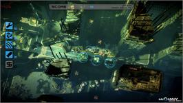 In game image of Anomaly: Warzone Earth on the Valve Steam.