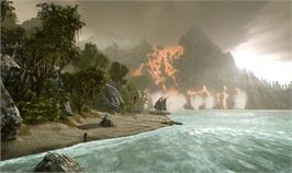 In game image of ArcaniA: Fall of Setarrif on the Valve Steam.