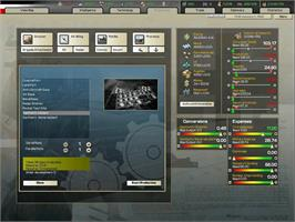 In game image of Arsenal of Democracy: A Hearts of Iron Game on the Valve Steam.
