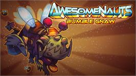 In game image of Awesomenauts - Bumble Gnaw on the Valve Steam.
