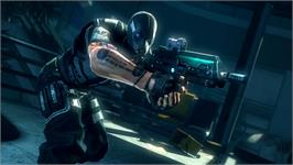 In game image of BRINK on the Valve Steam.