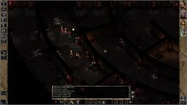 In game image of Baldur's Gate II: Enhanced Edition on the Valve Steam.